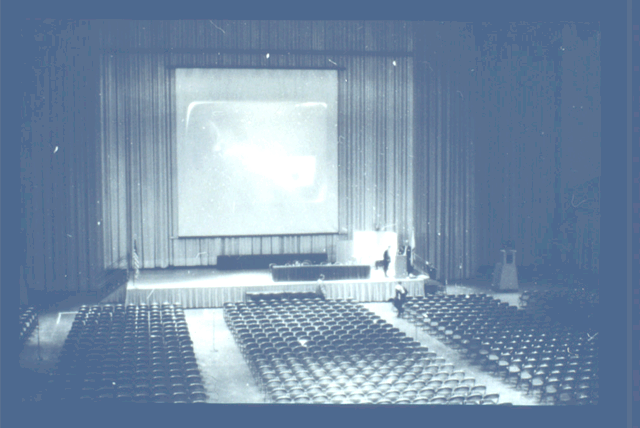 Convention hall: Hope, 1968