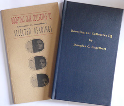 Photo of softcover and hardcover editions