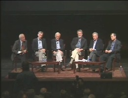 Screenshot: 40th Anniversary Panel
